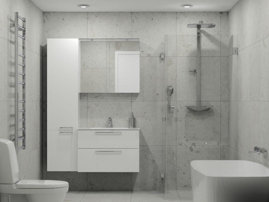 Komplett badrum Valbo Nybloms Rör 6